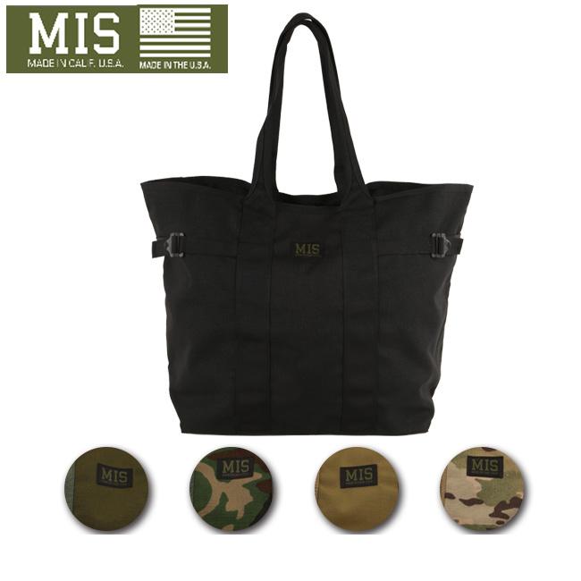 MIS エムアイエス トートバッグ MULTI TOTE BAG MIS-1014 【カバン】トート 鞄 かばん ミリタリー