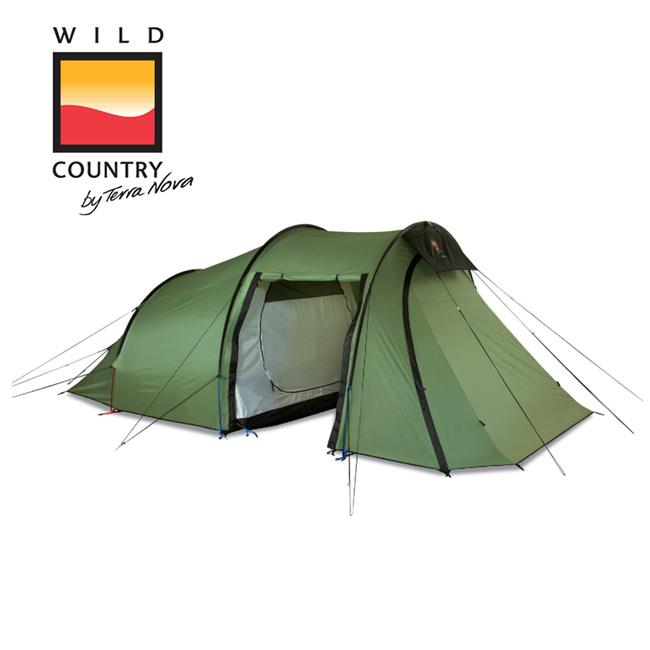 WILD COUNTRY ワイルドカントリー テント フーリー6 44HOO60 【TENTARP】【TENT】キャンプテント タープ テント キャンプ用テント アウトドア