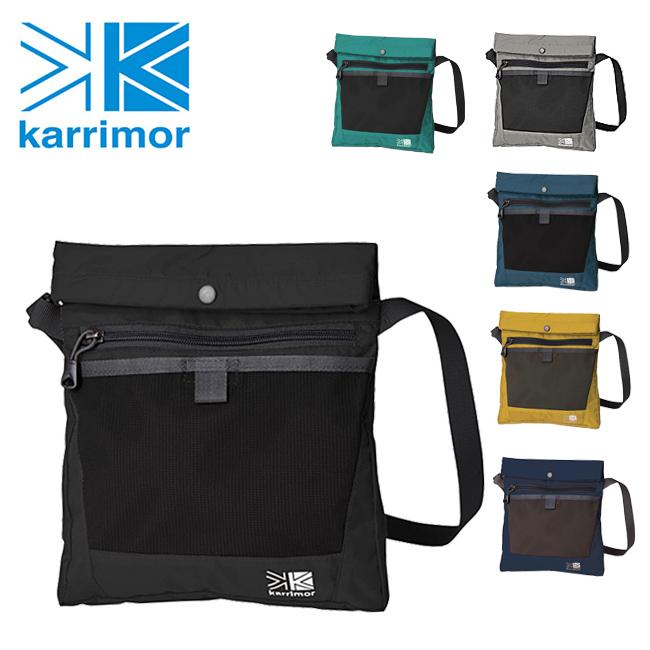 カリマー Karrimor trek carry sacoche トレックキャリー サコッシュ 【カバン】【メール便・代引不可】