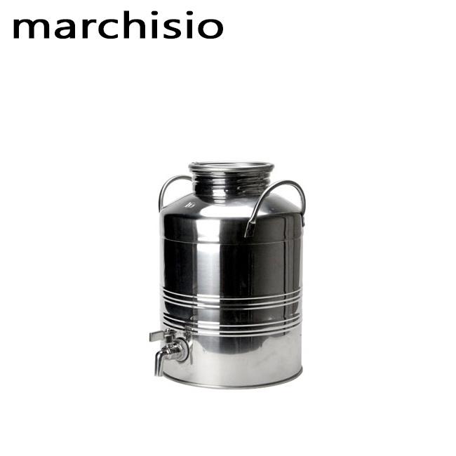 marchisio マルキジオ Oil Drum オイルドラム(10L) 322610 【雑貨】 ディスペンサー ウォーターディスペンサー ウォータージャグ アウトドア イベント ウォーターサーバー キャンプ