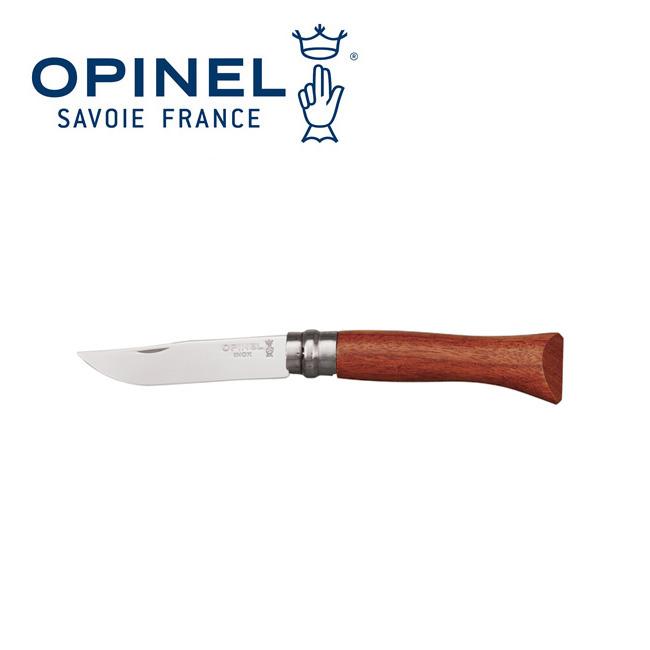 OPINEL オピネル ステンレススチール No.6 ブビンガ  ナイフ アウトドアナイフ