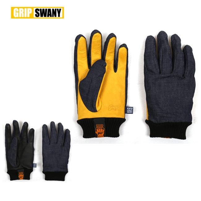 GRIP SWANY/グリップスワニー グローブ G-5 DENIM SPECIAL EDITION 1031709 【雑貨】メンズ アウトドア タウンユース