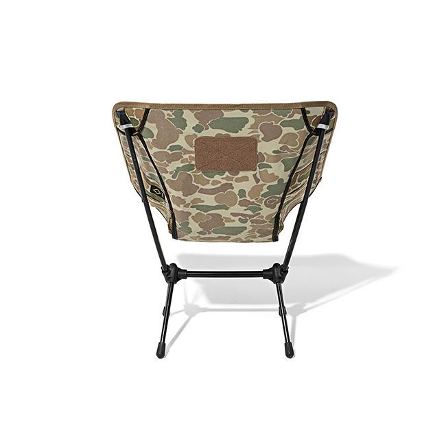 ヘリノックス HELINOX チェア タクティカルチェア ダックカモ 19755001  椅子 アウトドア キャンプ イベント 運動会 BBQ