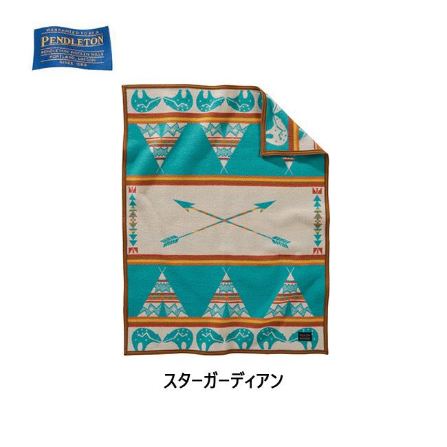 ペンドルトン PENDLETON ブランケット ムチャチョブランケット スターガーディアン ZD608 19378048 【雑貨】毛布 ひざ掛け ウール素材
