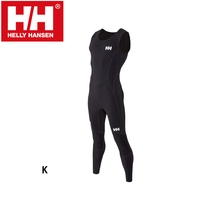【お取り寄せ】 ヘリーハンセン HELLYHANSEN ウェットスーツ LONG JOHN 1MM ロングジョン1mm HH81720 【服】メンズ