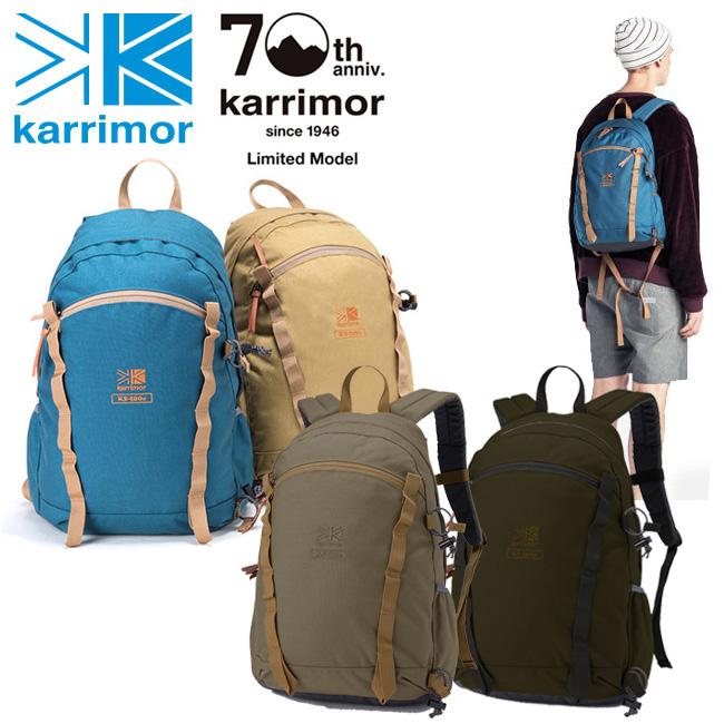 カリマー リュック デイパック VT day pack F (70th Anniv. Limited) VTデイパック F (70周年記念モデル)