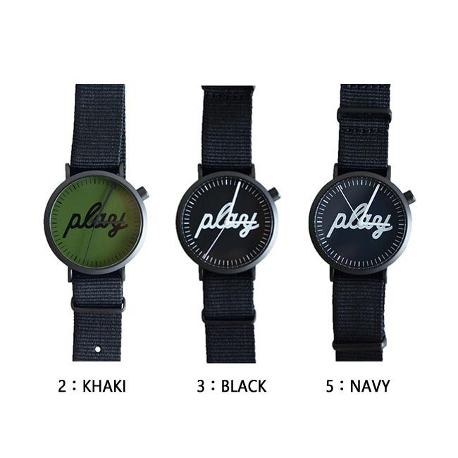 PLAYDESIGN プレイデザイン 腕時計 P01TIME PLAY ANALOG PL-0004 【雑貨】