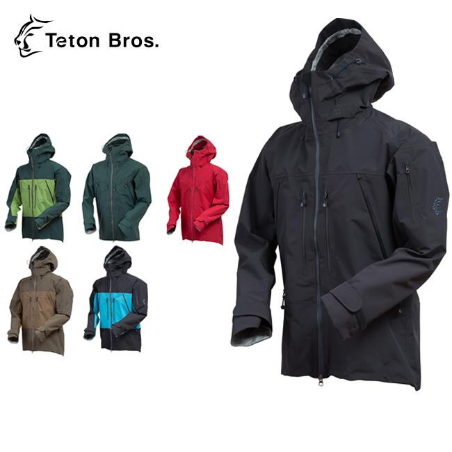 Teton Bros/ティートンブロス ジャケット TB Jacket TB173-010 アウター アウトドア 登山