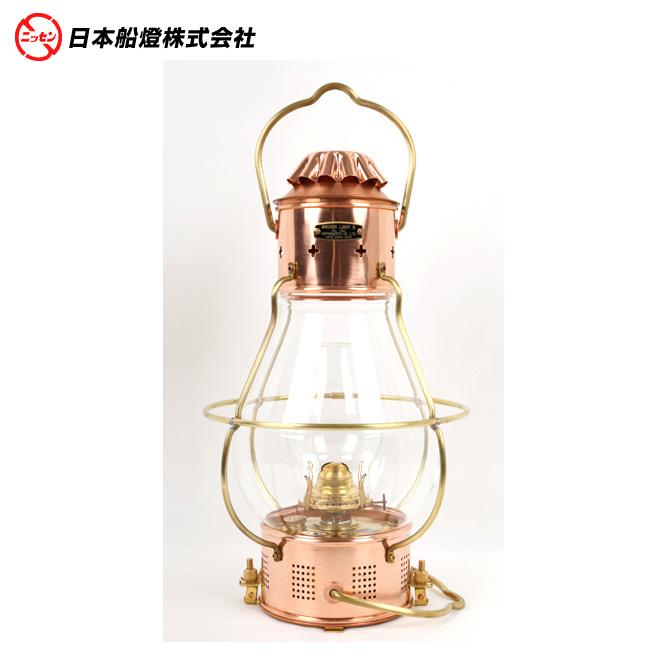 日本船燈株式会社 ニッセン アンカーランプB 【LITE】石油ストーブ インテリア