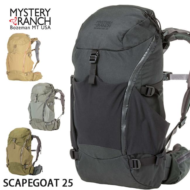 ミステリーランチ MysteryRanch バックパック SCAPEGOAT 25 スケープゴート 25 19761132 【カバン】 myrnh-201 日本正規品
