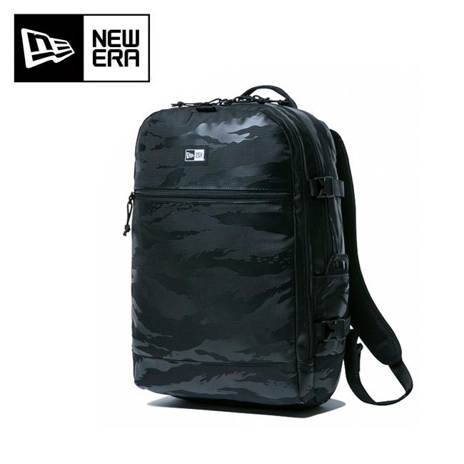 NEWERA ニューエラ Smart Pack スマートパック タイガーストライプカモ ブラック オン ブラック 11556609 【カバン】 バックパック リュック リュックサック アウトドア