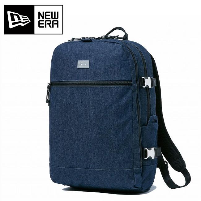 NEWERA ニューエラ Smart Pack Denim スマートパック デニム インディゴデニム 11556628 【カバン】 バックパック リュック リュックサック アウトドア