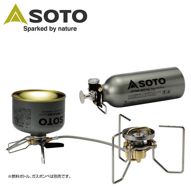 SOTO/ソト ストームブレイカー SOD-372【BBQ】【GLIL】新富士バーナー アウトドア キャンプ BBQ