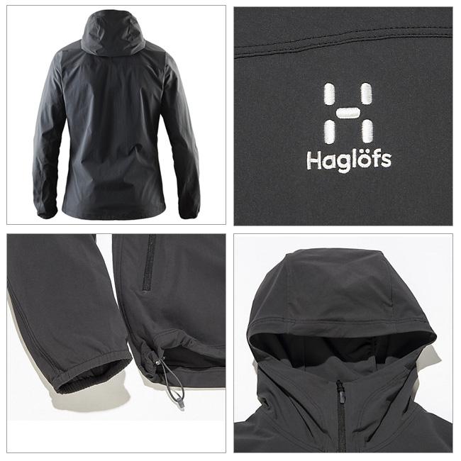 HAGLOFS/ホグロフス ジャケット DRAKEN HOOD MEN 603889 メンズ アウター 防寒