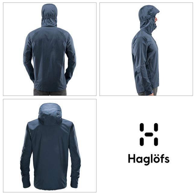 HAGLOFS/ホグロフス ジャケット TRAIL JACKET MEN 603975 メンズ アウター 防寒