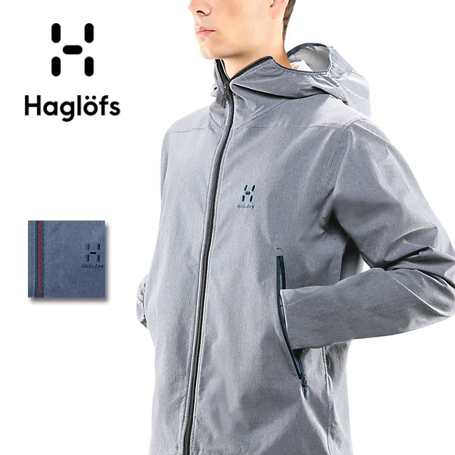 HAGLOFS/ホグロフス ジャケット BOA HOOD MEN 603507 【服】メンズ アウター