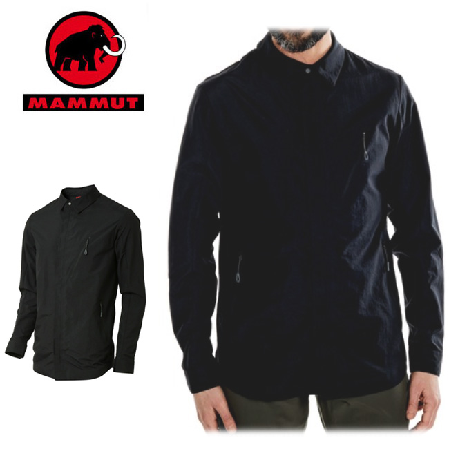 MAMMUT/マムート ジャケット UTILITY Shirt Jacket Men 1012-00070 【服】 ファッション ウィンドブレーカー
