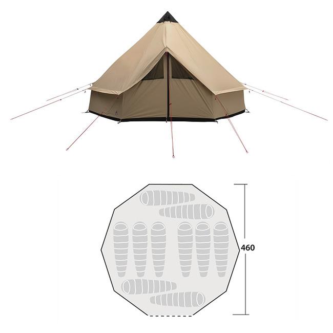 ROBENS ローベンス テント Klondike Grande クロンダイク グランデ ROB130174 アウトドア
