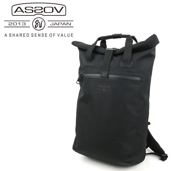 AS2OV アッソブ トートバッグ WATER PROOF CORDURA 305D 2WAY TOTE 141605 【カバン】バックパック 日本正規品