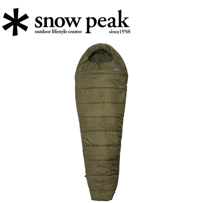 激安/新作 スノーピーク スノーピーク (snow peak) 寝袋 ミリタリースリーピングバッグ 寝袋 オリーブドラブ BDD-050OD オリーブドラブ【SP-SLPG】, アショログン:5ba41e62 --- supercanaltv.zonalivresh.dominiotemporario.com