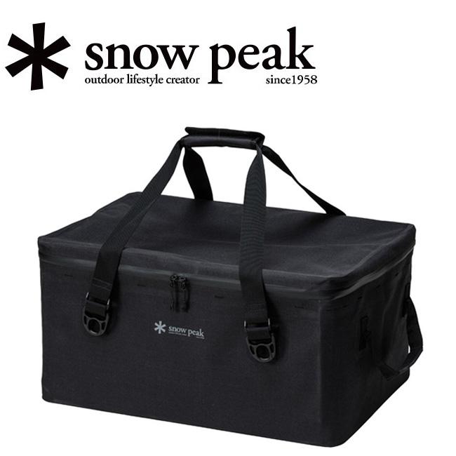 スノーピーク (snow peak) バッグ ウォータープルーフ ギアボックス 2ユニット BG-032 【SP-COTN】