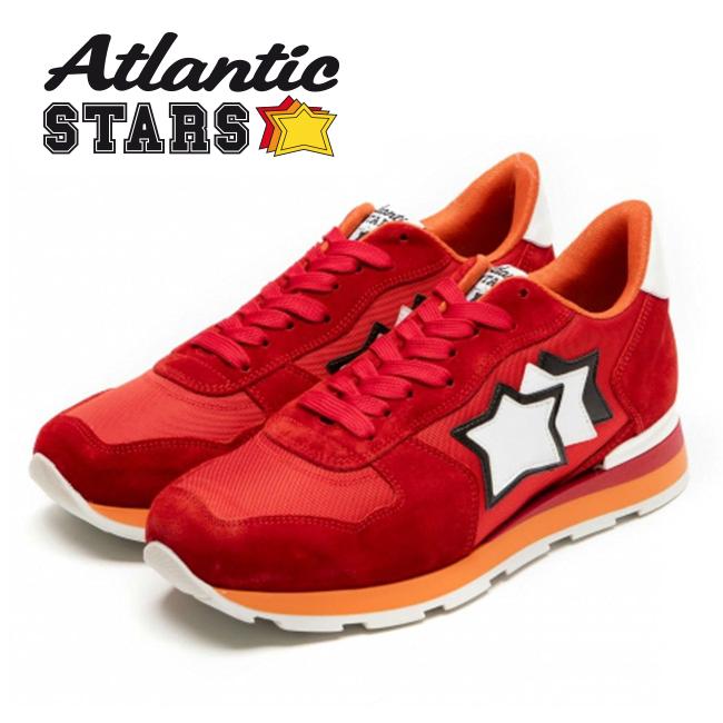 【月間優良ショップ受賞】Atlantic STARS FR-85B アトランティック スターズ ANTARES アトランティック アンタレス ANTARES FR-85B AS1FR85B-70【日本正規品/靴/メンズ/スニーカー/星/スター】, 松川町:9a626a8a --- officewill.xsrv.jp