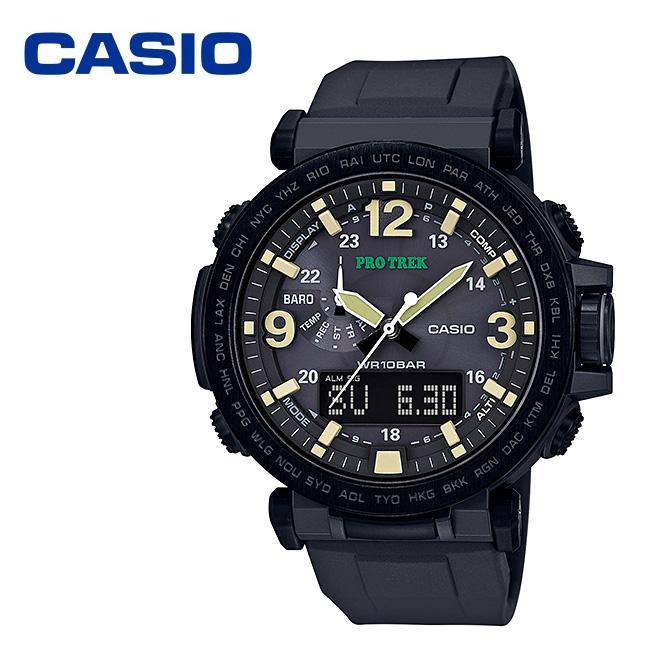 CASIO カシオ PRO TREK PRG-600Y-1JF 【時計/腕時計/アウトドア/シンプル/タフソーラー】
