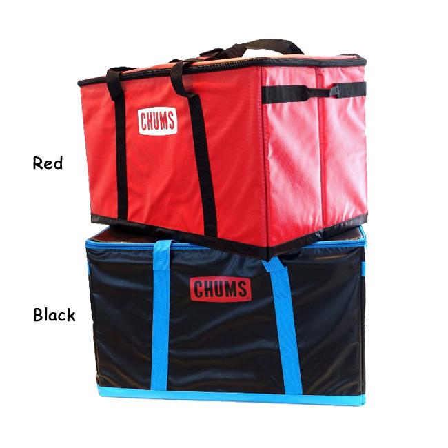チャムス chums Foldable Box L ch62-1282