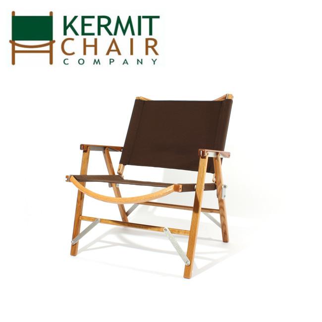 【日本正規品】kermit chair カーミットチェアー Kermit Chair BROWN (日本限定カラー) KCC-107 【椅子/チェア/軽量/広葉樹/アルミニウム/ハンドメイド】