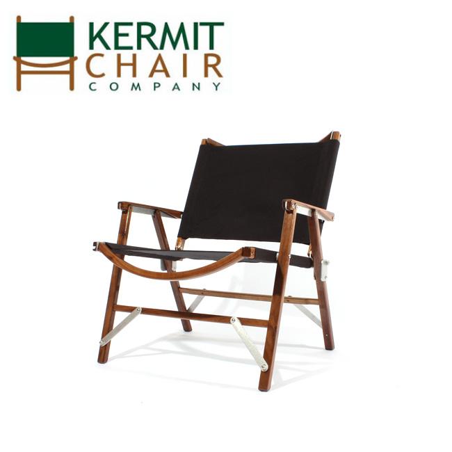 【日本正規品】kermit chair カーミットチェアー Kermit Chair WALNUT BLACK KCC-302 【椅子/チェア/軽量/広葉樹/アルミニウム/ハンドメイド】