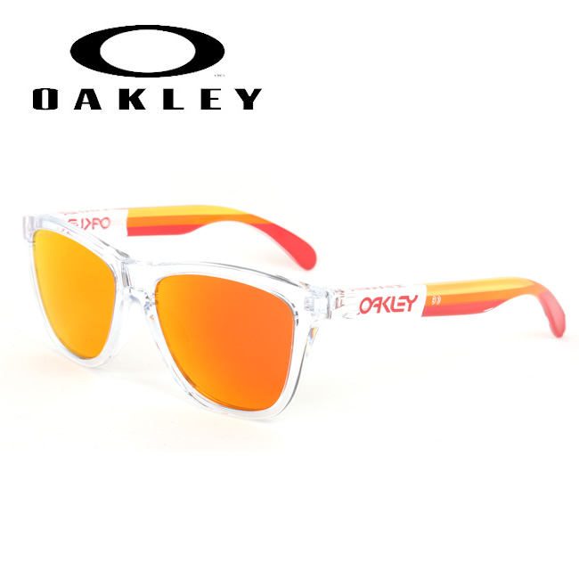 OAKLEY オークリー FROGSKINS (A) OO9245-7354 【日本正規品/サングラス/アジアンフィット/海/アウトドア/キャンプ/フェス】