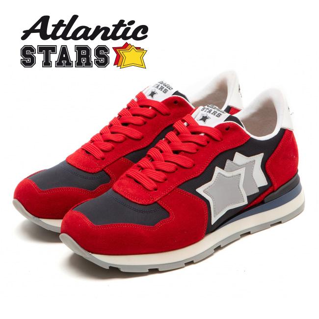 Atlantic STARS アトランティック スターズ ANTARES アンタレス NFS-09NY AS1NFS09NY-99 【日本正規品/靴/メンズ/スニーカー/星/スター】