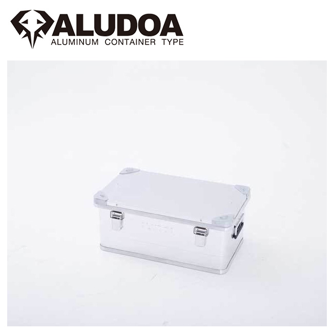 【スマホエントリでP10倍確定!12日 10時~】ALUDOA アルドア ALUDOA HEAVY-DUTY アルドア ヘビーデューティー (M) 2003 【コンテナボックス/アルミ/アウトドア/キャンプ/軽量/ローテーブル】