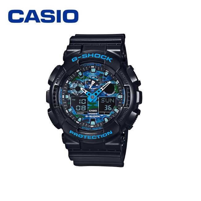 CASIO カシオ G-SHOCK GA-100CB-1AJF 【アウトドア/腕時計/ハイキング】