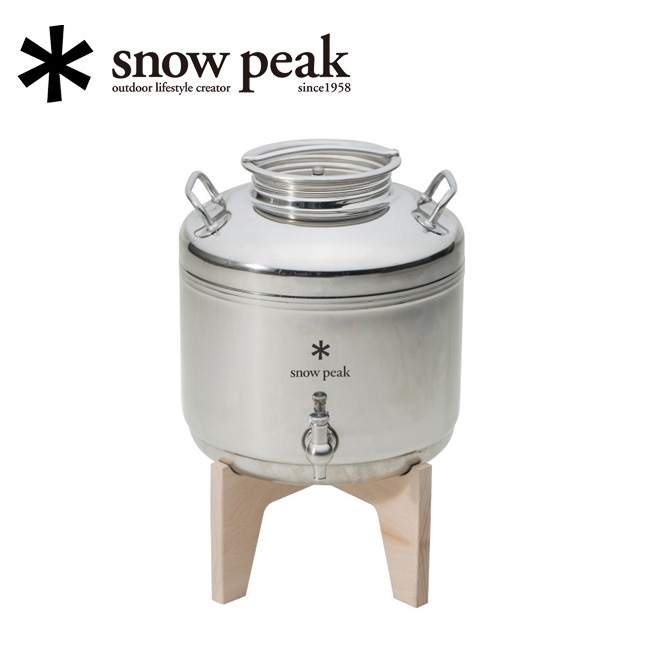 snowpeak スノーピーク ステンジャグ UG-330 【アウトドア/キャンプ/シングルウォール】