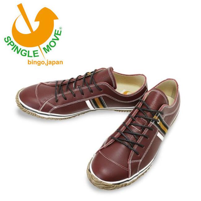 【サイズ交換送料無料】スピングルムーブ SPINGLE MOVE SPM-168 Burgundy SPM-168-148 【靴/スニーカー/メンズ/レディース】
