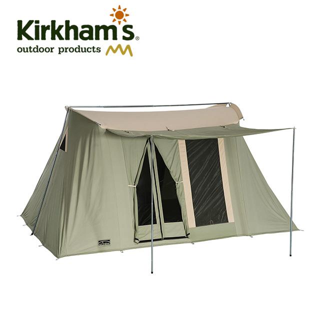 Kirkham's カーカムス ハイライン8 スプリングバーテント 【アウトドア/キャンプ】