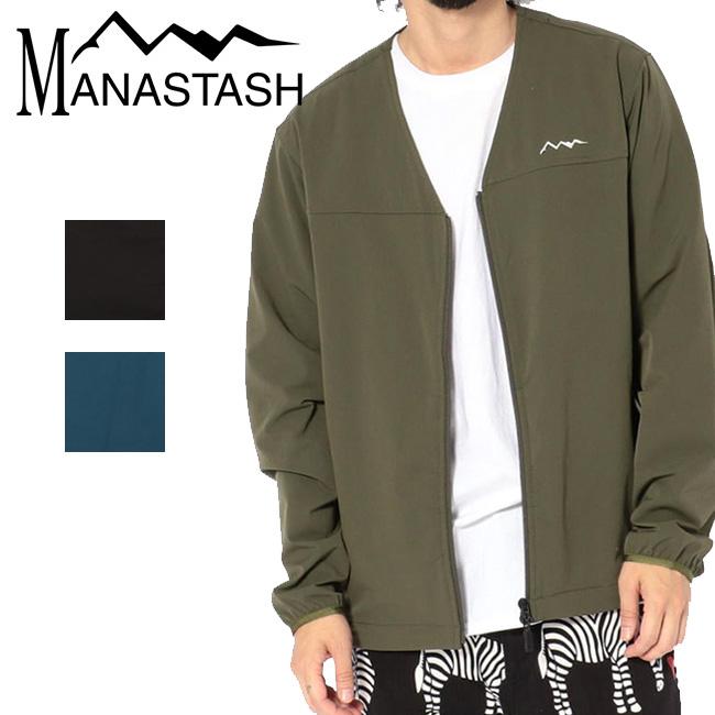 MANASTASH マナスタッシュ SOFT SHELL LAYER 7182034 【アウトドア/トップス/メンズ】