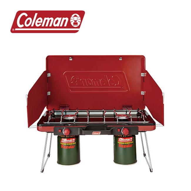 【2020コールマン認定店】Coleman コールマン パワーハウスLP ツーバーナーストーブ II 2000021950 【アウトドア/キャンプ】