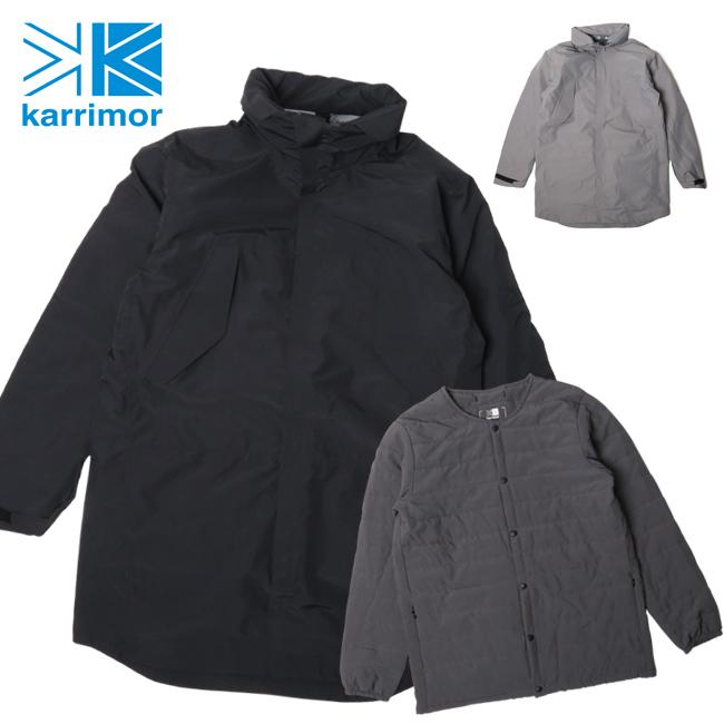 Karrimor カリマー pioneer coat パイオニアコート 【アウトドア/ジャケット/コート/ユニセックス】