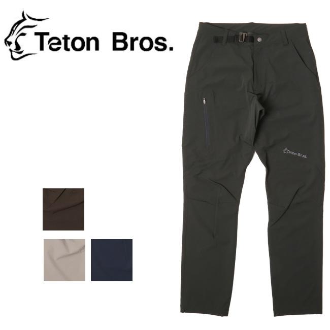 Teton Bros ティートンブロス Crag Pant TB183-310 【アウトドア/パンツ/メンズ/クライミング/登山】