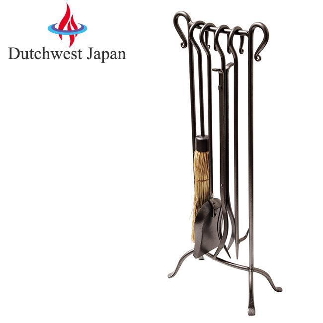 Dutchwest Japan ダッチウエストジャパン トラディショナル ツールセット PA8261 【アウトドア/薪ストーブ/アクセサリー】