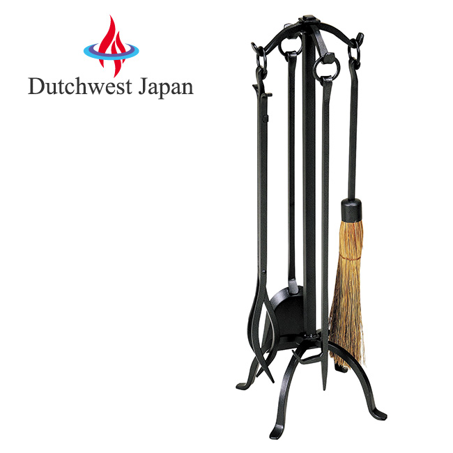 Dutchwest Japan ダッチウエストジャパン クラフトマン ツールセット PA8263 【アウトドア/薪ストーブ/アクセサリー】