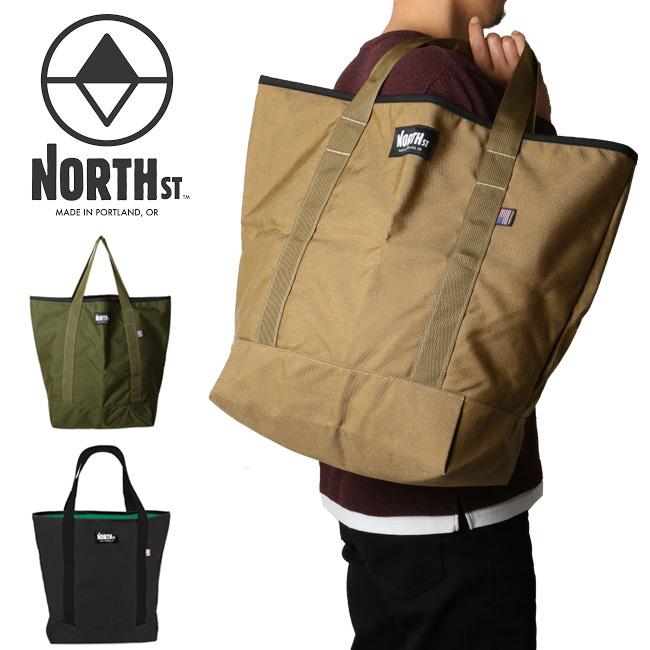【エントリーで更にP10倍!2020年1月1日0時~】North St. Bags ノースストリートバッグス Tabor Tote Large 【トートバッグ/バッグ/バック/ショッピング】