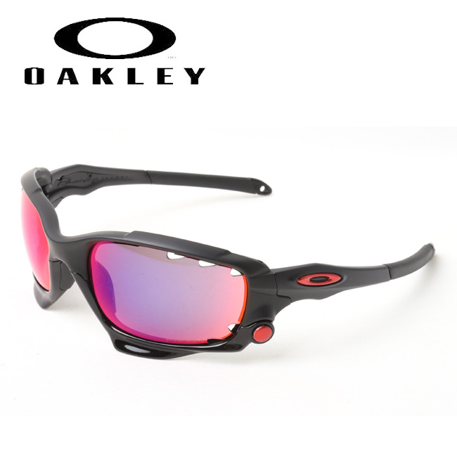 OAKLEY オークリー Racing Jacket OO9171-3762 【日本正規品/サングラス/海/アウトドア/キャンプ/フェス/PRIZM】