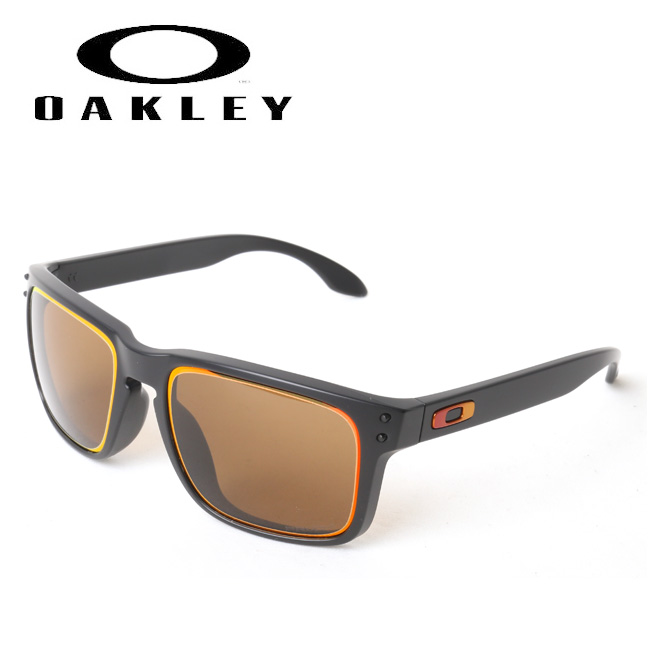 OAKLEY オークリー Holbrook (Asia Fit) Fire and Ice Collection OO9244-3856 【日本正規品/サングラス/アジアンフィット/海/アウトドア/キャンプ/フェス/PRIZM】
