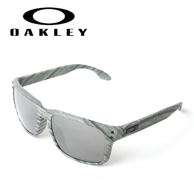 OAKLEY オークリー Holbrook (Asia Fit) Woodtstain Collection OO9244-4156 【日本正規品/サングラス/アジアンフィット/海/アウトドア/キャンプ/フェス/PRIZM】