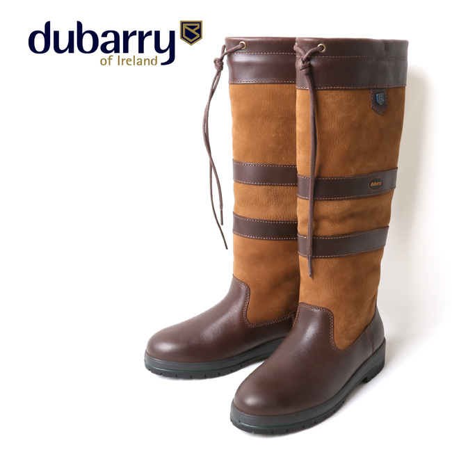 dubarry デュバリー GALWAY VERDE CORDURA BOOT BROWN 3885 【アウトドア/ブーツ/靴】