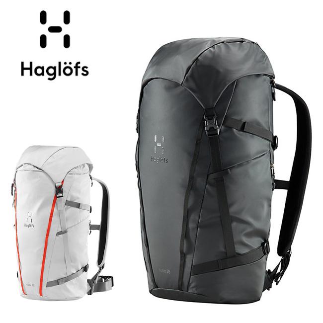 HAGLOFS ホグロフス KATLA 35 338098 【バックパック/バック/スポーツ/アウトドア】