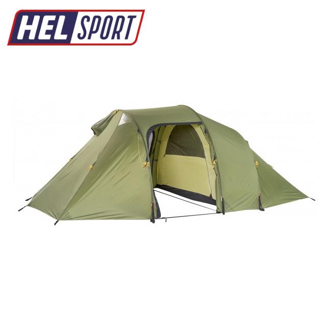 HELSPORT ヘルスポート Gimle Family 4+ 【テント/キャンプ/アウトドア/家族向け】